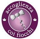 Logo Accoglienza coi fiocchi